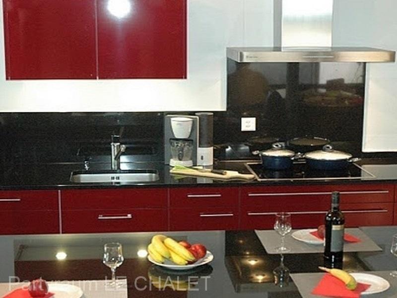 Küche-Detail